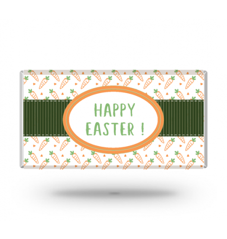 Personalized Easter Bar