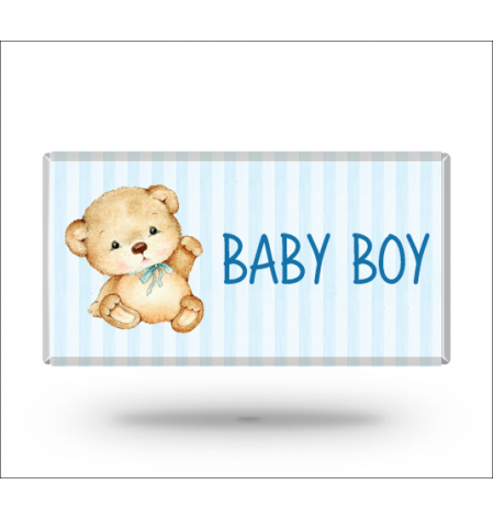 Personalized Boy Bar