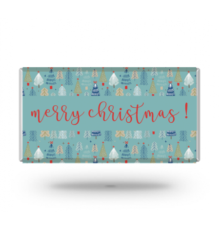 Personalized Christmas Bar