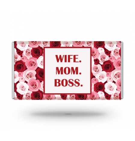 Personalized Mother's Day Bar