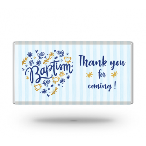Personalized Christian Religion Bar